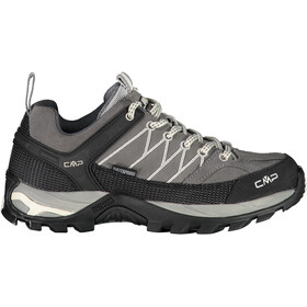 CMP Campagnolo Rigel WP Low Trekking Shoes Women graffite-gesso